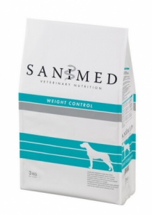 Sanimed Weight Control hond 1 x 3 kg