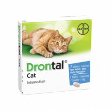 Drontal cat 12 tabletten