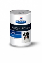 Hill's Canine Z/D Food Sensitivities 12 x 370g