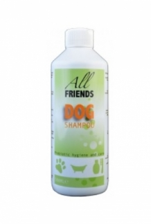 NIEUW All Friends Probiotische Animal Shampoo 500 ml