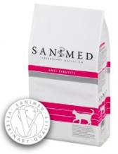 Sanimed Anti struvite Cat (kat)  1x 1.5 kg