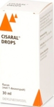 Cisaral Drops 30 ml