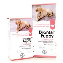 Drontal Puppy 50 ml
