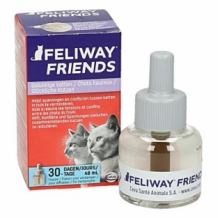 Feliway Friends navulflacon 2x 48 ml,