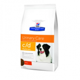 Hill's Feline C/D Chicken 1 x 1.5 kg