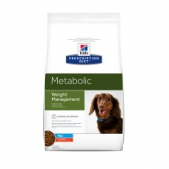 Hill's Prescription Diet canin Metabolic Mini 2x 1.5 kg