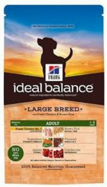 Ideal Balance Canine Adult Large Breed graan vrij 12 kg