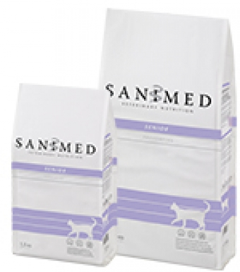Sanimed Senior Cat ______ 2x 1,5 kg