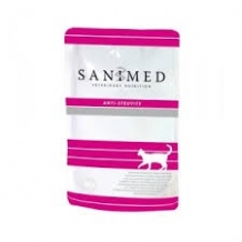 Sanimed Anti struvite Cat (kat) 12x 100 gram