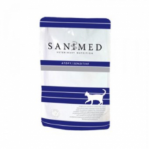 Sanimed Skin Sensitive Cat (kat) 12 x 100 g