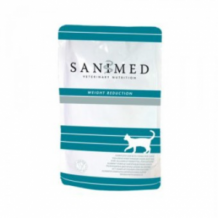 Sanimed Weight cat (kat) Portiezakjes 12 x 100 gram