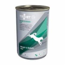 Trovet Weight & Diabetic WRD 6 x 400 gram