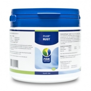 Puur Rust / Tranquil  hond/kat 100 g